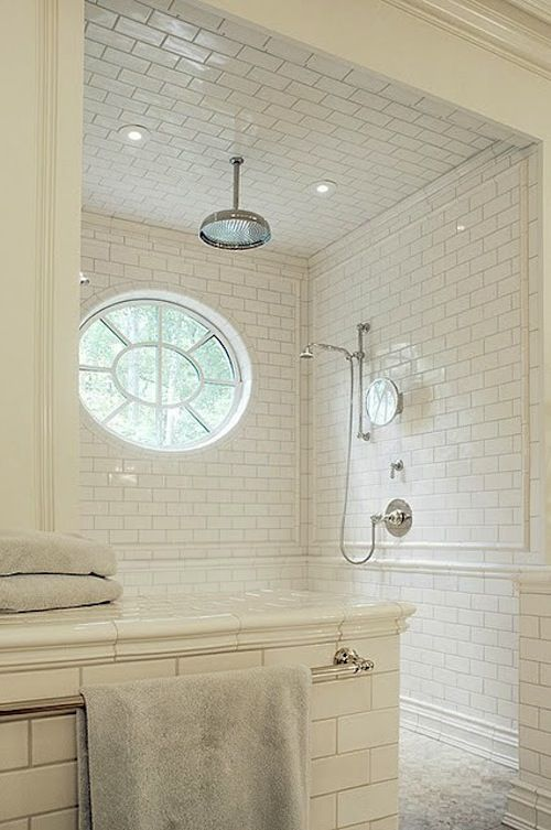 white bathroom - pinterest