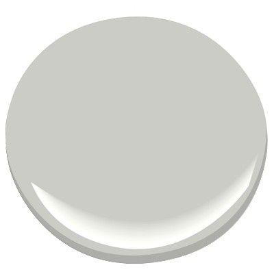 Benjamin Moore HC-170 Stonington Gray Paint