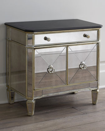 Mirrored Chest @ Horchow