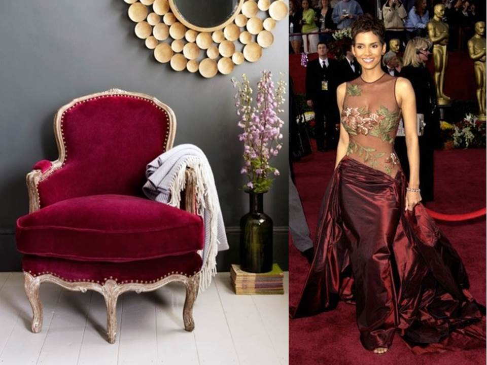 Elegant and Eclectic - Halle Berry