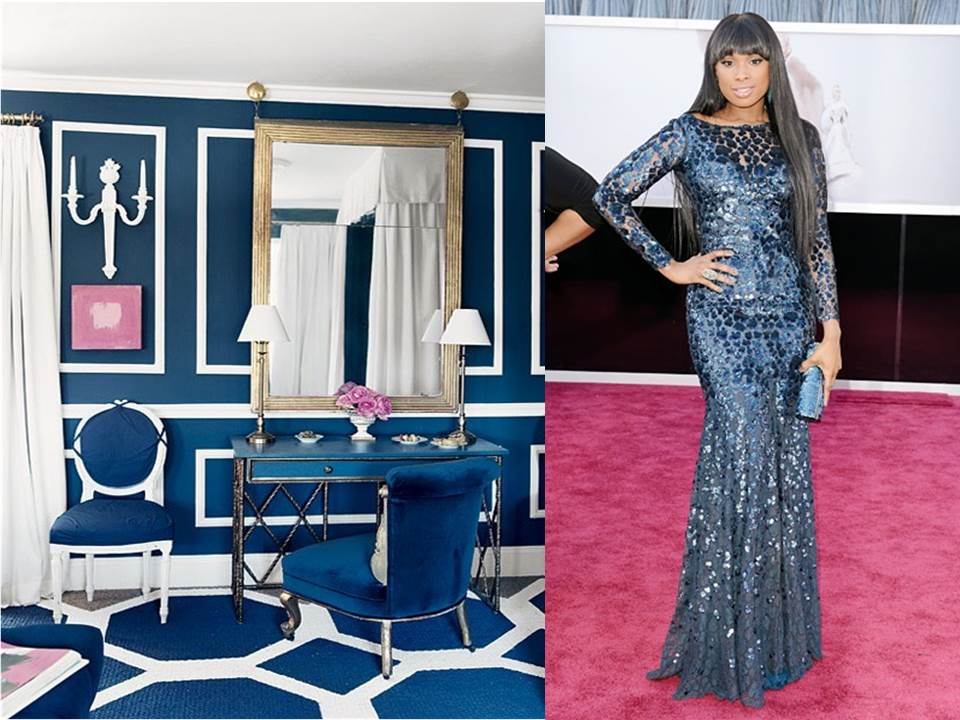 Fashion Inspired Interiors: The Academy Awards