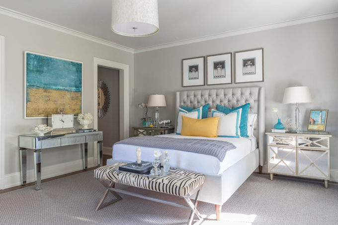 Get the Look: Showhouse Bedroom