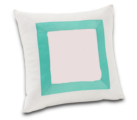 Ribbon Toss Pillow @ Pottery Barn Teen