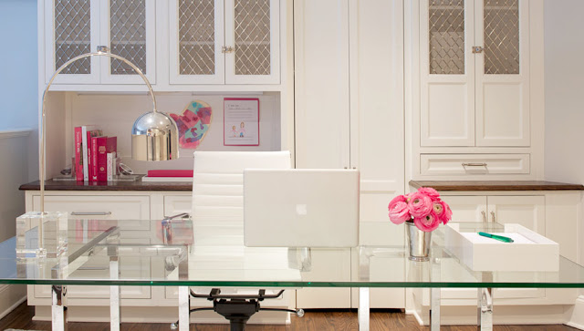 The Stylish Home Office