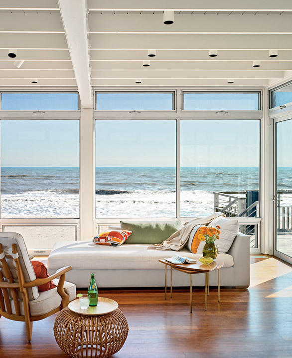 Summer Style Coastal Interiors Jeanne Campana Design