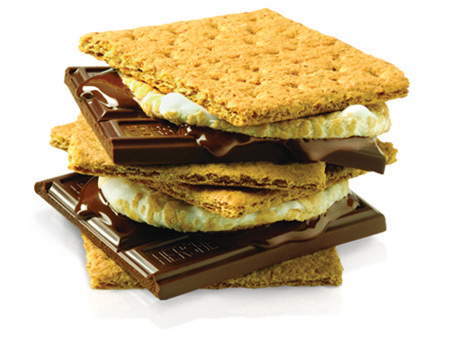 Traditional S'mores