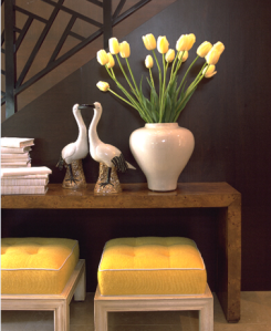 yellow-tulips-in-entryway