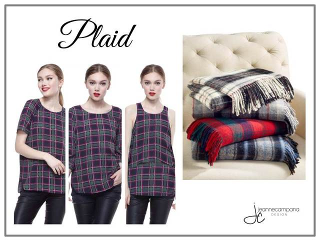 Fab Finds - Fashion - Plaid