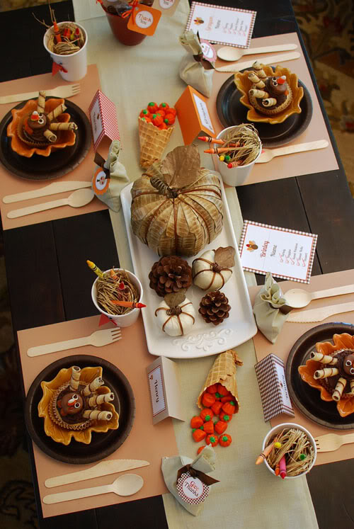 Fabulous Friday Finds: The Thanksgiving Table