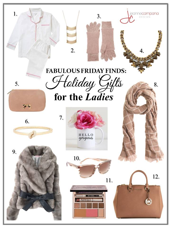 Fabulous Friday Finds: Holiday Gift Guide 2014