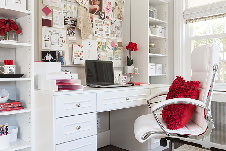 Creative Home Office 10