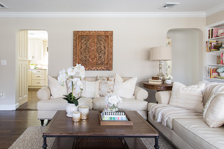 Timeless Neutral Living Room 3