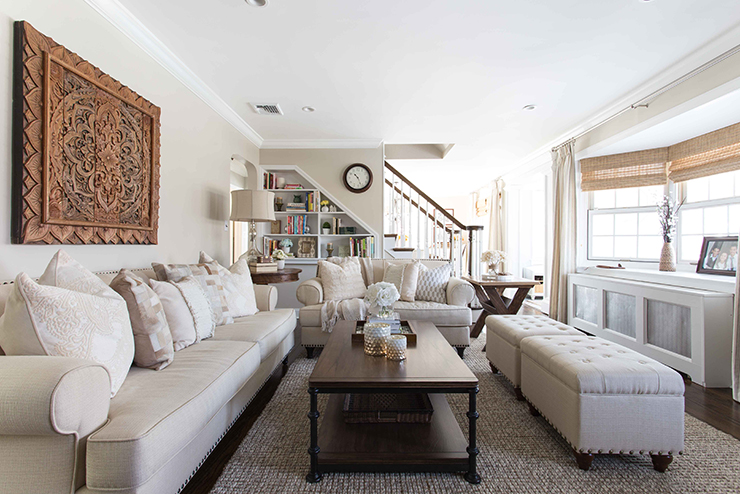 Timeless Neutral Living Room