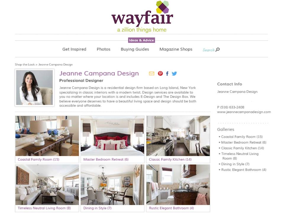 wayfair profile 2