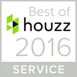 houzz service badge 2016