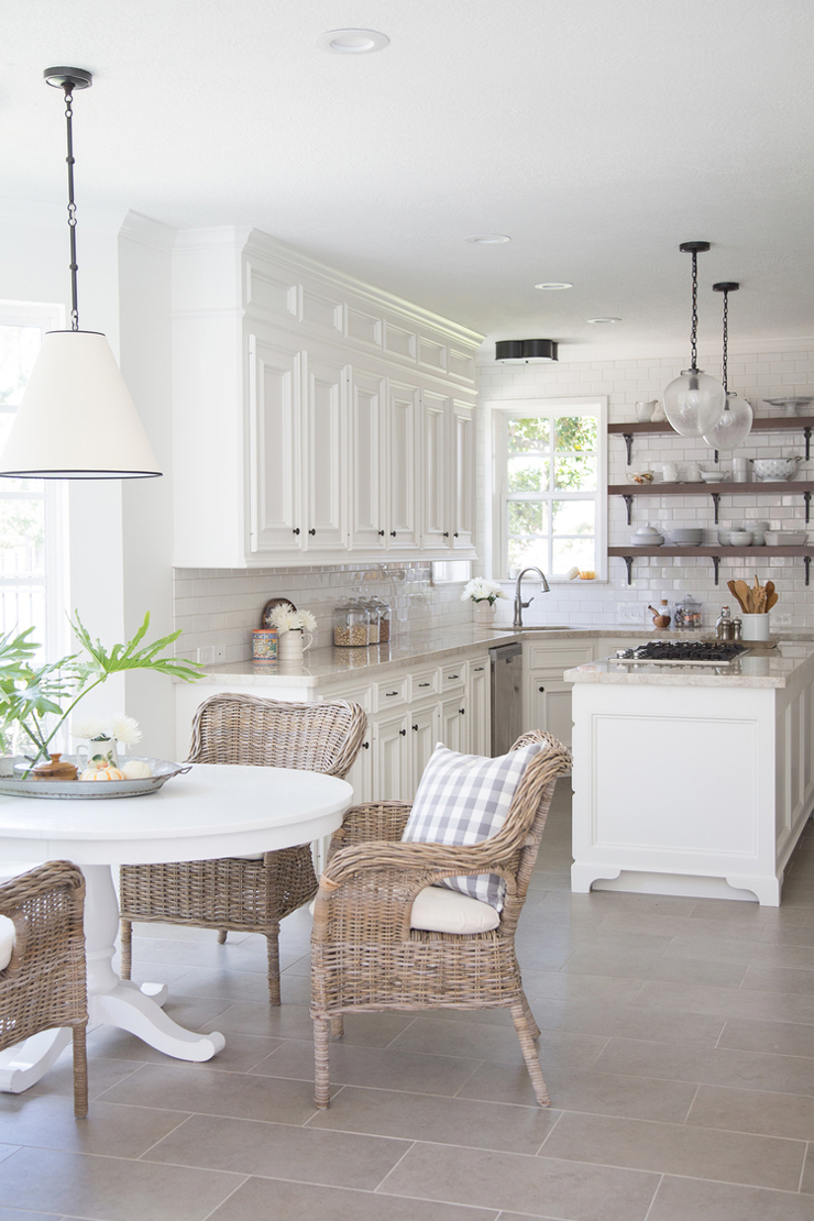 Farmhouse Kitchen 2 - Carla Aston