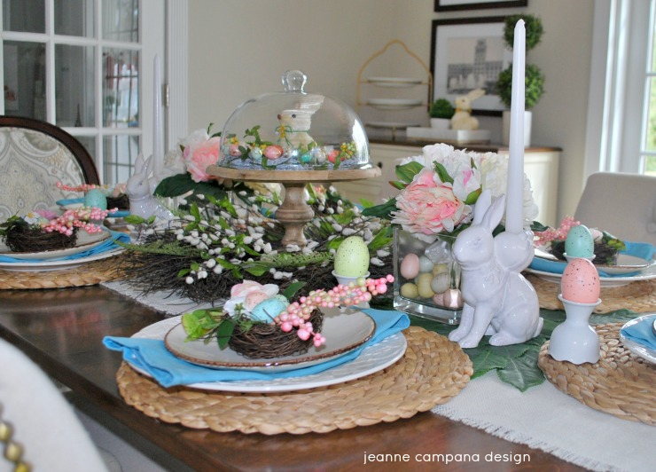 jeannecampanadesign - eastertable6