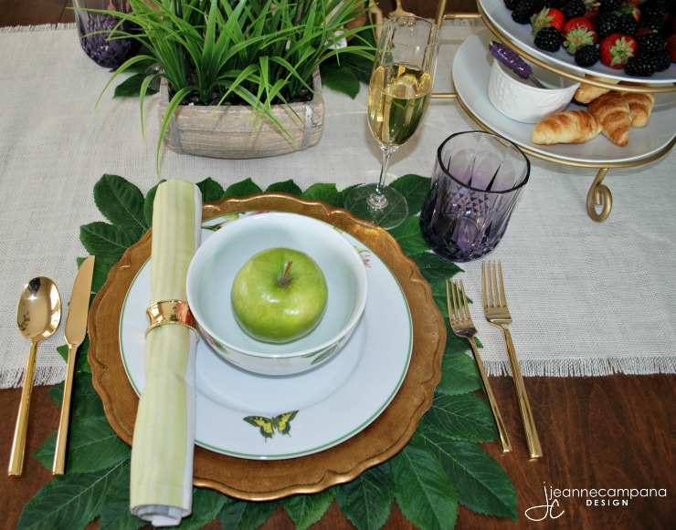 jeanne campana design - mothers day tablescape 7