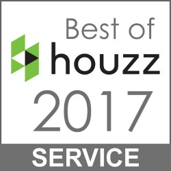 Houzz Service Badge 2017