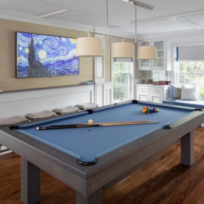 Deer Run Renovation: Billiard Room Reveal