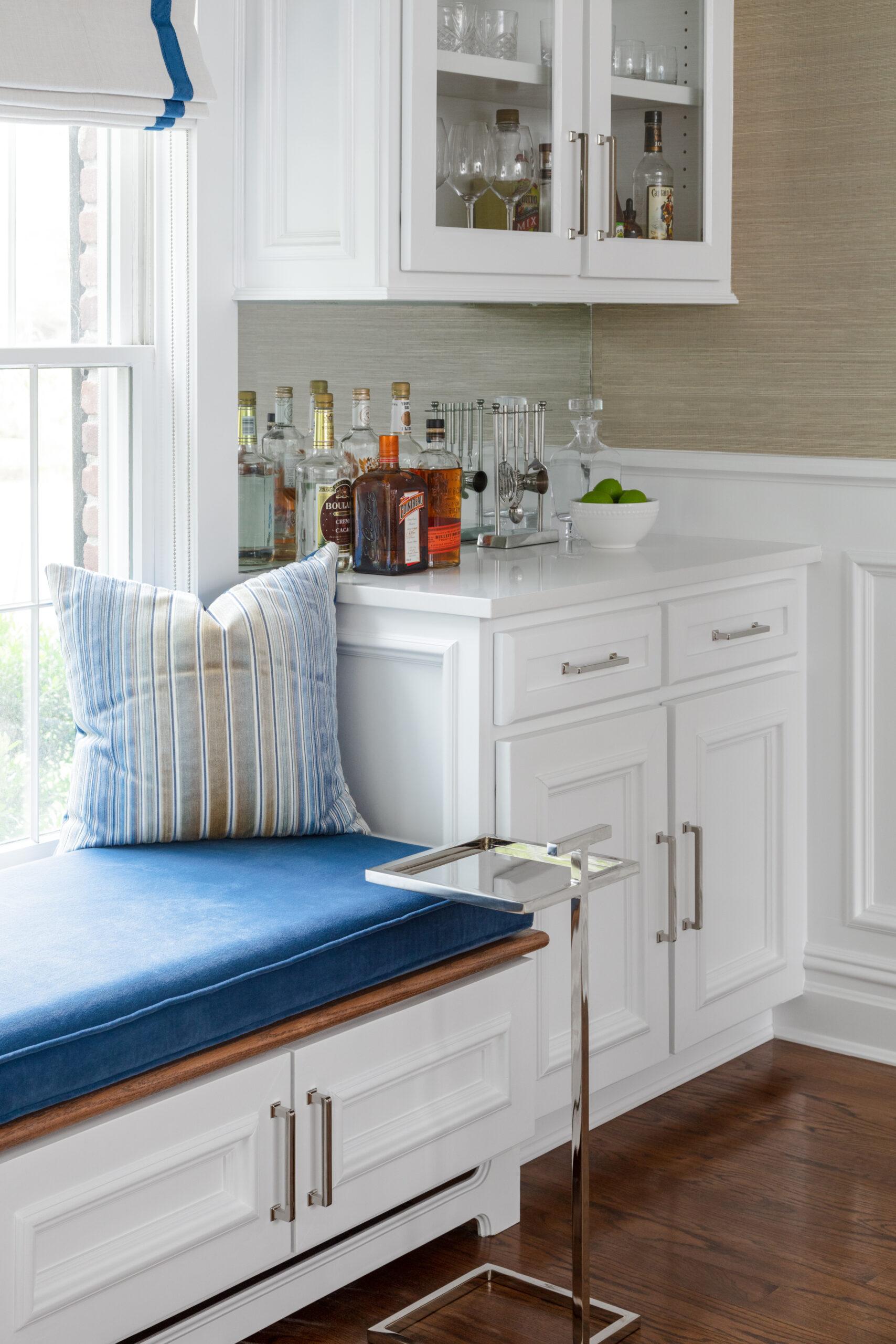 Blue Billiard Room Bar
